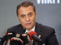 Beşiktaş Kulübü Başkanı Orman'dan Derbi Maçın Tarihine Tepki