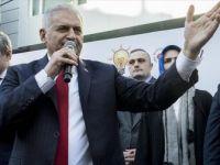 Binali Yıldırım: 'Seçim Kampanyamıza Eyüpsultan'dan Başladık'