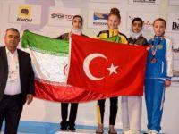 Milli Tekvandocu Gündüz: 'Türk Bayrağını Öne Çıkardığım İçin Gururlu ve Mutluyum'
