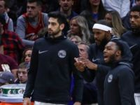 NBA Yıldızı Furkan Korkmaz'ın Dizinde Yırtık Tespit Edildi