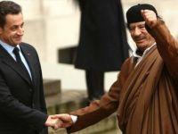 Kaddafi'nin İstihbarat Şefi: 'Sarkozy, Kaddafi'den 8 Milyon Dolar Aldı'