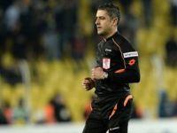 Beşiktaş-Fenerbahçe Derbi Maçının Hakemi Açıklandı