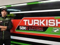 Milli Motosikletçi Toprak'ın Hedefi Türk Bayraklı Motosikletiyle Podyuma Çıkmak