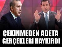 Portakal'dan Erdoğan'a: Diplerde gezen ülkeyi...