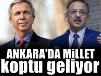 Ankara'dan en son anket: Aradaki fark daha da açıldı