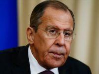 Lavrov: 'ABD'nin Politikası Avrupa'nın Güvenliğini Rehin Aldı'