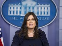 Beyaz Saray Sözcüsü Sanders: '200 Asker Bir Süre Daha Suriye'de Kalacak'