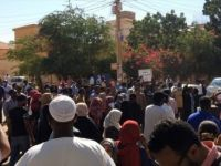Sudan'daki Hükümet Karşıtı Gösteriler