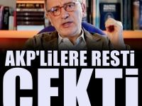 Fatih Altaylı: Aynen Davutoğlu'na yanaşıyorum