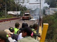 Kolombiya-Venezuela Sınırında Sakin Bir Gün