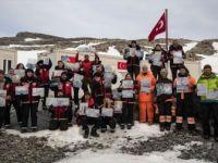 Antarktika'da Türk Bilimsel Araştırma Kampı