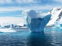 Nasa'dan Buz Dağı Uyarısı