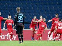 Ümraniyespor Ziraat Türkiye Kupası'nda Durdurulamıyor