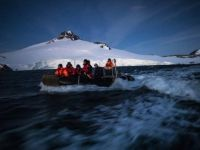 Türk Ekibinden Antarktika'da 'Koordinatlı' Harita Çalışması