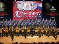 'Aleksandrov Rus Kızılordu Korosu' İstanbul'da Ücretsiz Konserler Verecek