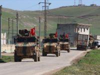 TSK İdlib'de Devriye Faaliyetini Tamamladı
