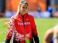 Milli Sporcu Eda Tuğsuz'dan Bronz Madalya