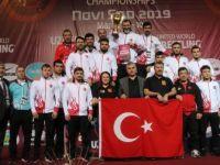 Milli Güreşçilerden Avrupa Güreş Şampiyonası'nda 18 Madalya