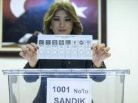 31 Mart Mahalli İdareler Seçimlerinin Oy Pusulaları Hazır