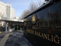 Belçika'nın Ankara Büyükelçisi Bakanlığa Çağrıldı