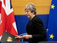 İngiliz Hükumetin'den Anlaşmasız Ayrılık Senaryosu İçin Gümrük Planı