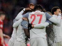İngiltere Ekibi Liverpool Almanya'dan Turla Döndü