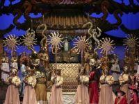 Çin Prensesi Turandot 20 Yıl Aradan Sonra Ankara'da