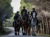 Gelibolu Yarımadası Atlı Birliklere Emanet