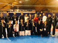 Milli Tekvandoculardan Belçika'da 4 Madalya