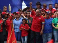 Venezuela'da Herkesin Hedefi Miraflores