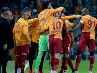 Galatasaray Şampiyonluk Yarışında