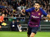 Barcelona'da Luis Suarez Krizi