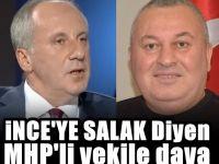 Muharrem İnce'den MHP'li isme rekor tazminat davası