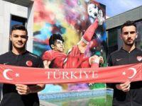 A Milli Futbol Takımı'nın Genç Oyuncuları