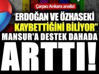 Çarpıcı Ankara analizi: Mansur Yavaş kazanıyor