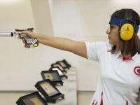 Milli Sporcu Şevval İlayda Tarhan'dan Avrupa Rekoru