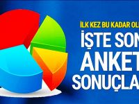 Ankara için son anket... Fark belli oldu
