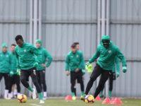 Bursaspor Teknik Direktörü Aybaba: 'Hedef 14 Puan'