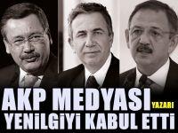 AKP'li medya yazdı: Ankara'da Mansur Yavaş seçimi alır