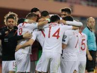 A Milli Futbol Takımın'dan İlk Galibiyet