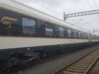 Marmaray'dan Uluslararası Tren Geçti