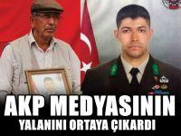 Şehit Halisdemir babasından yandaş medyaya yalanlama