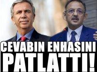 Mansur Yavaş'tan Mehmet Özhaseki'ye 'Boydak' hatırlatması