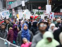 New York'ta İslamofobi'ye Karşı 'Birlik' Mesajı