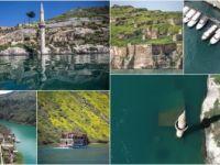 Bozkırın Ortasındaki 'Sahil Kenti' Halfeti Ziyaretçilerini Bekliyor