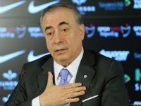 Galatasaray Kulübü Başkanı Cengiz: 'Biz Görevimizin Başındayız'