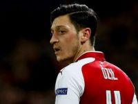 Mesut Özil'den 'HelloBrother' Mesajı