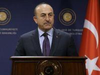 Bakan Çavuşoğlu: 'ABD Bir Kez Daha Uluslararası Hukuku Yok Saydı'