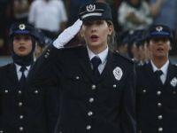 EGM Lisans Mezunu 2 Bin 500 Kadın Polis Memuru Adayı Alacak