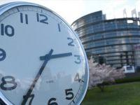 Avrupa Parlamentosundan 'Tek Saat' Uygulamasına Onay